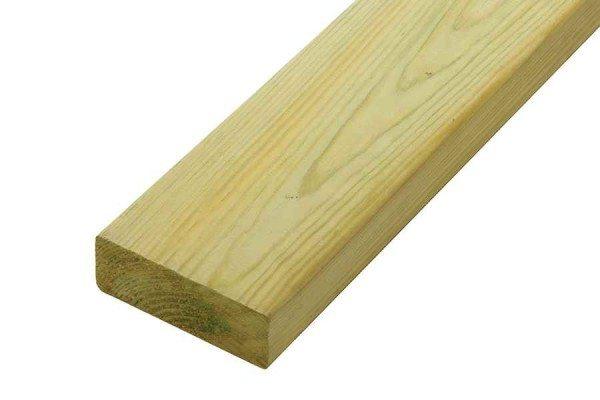 Contemporary 4 Smooth Rail & Smooth Deck Board