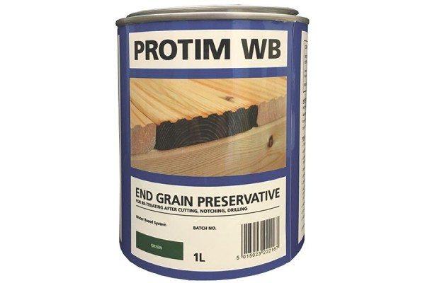 End-grain Preservative