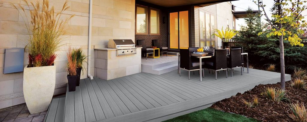 Trex Decking Ideas