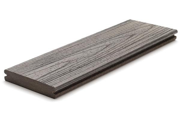 Transcend grooved edge board