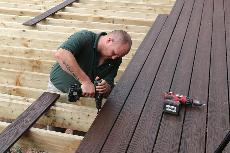 How to install Composite Decking | Arbordeck
