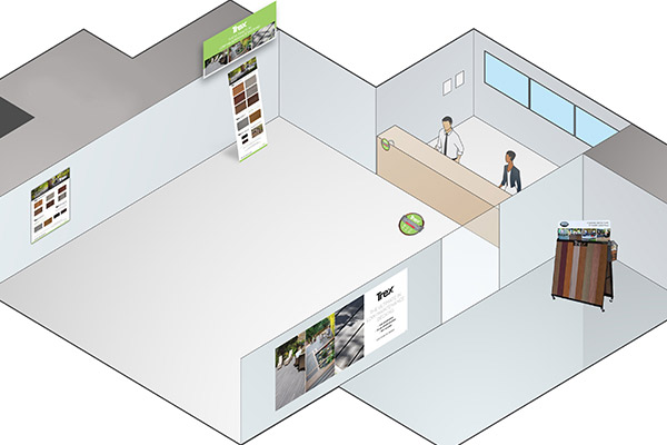 point of sale floor plan