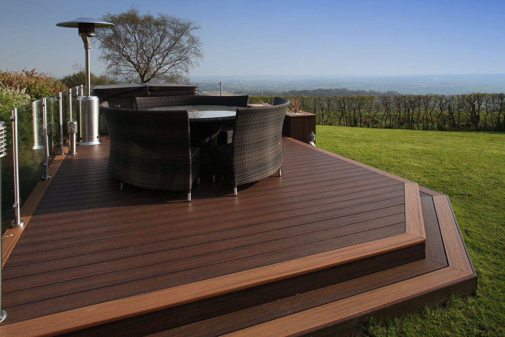 Composite Deck Design Ideas