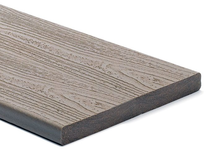 Trex Transcend Gravel Path fascia board
