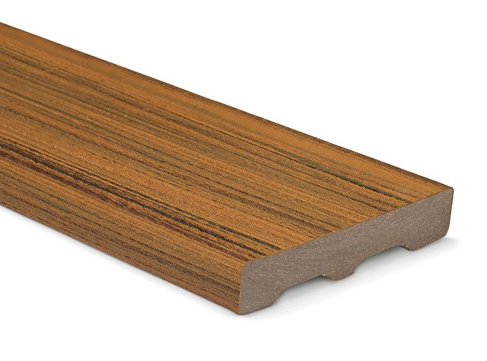 Trex Contour Torino Brown square board