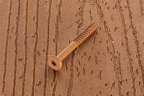 Tiki Torch Deckfast fascia screws