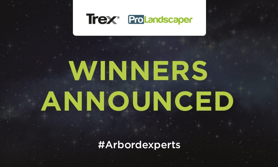 Arbordexperts awards winner announced