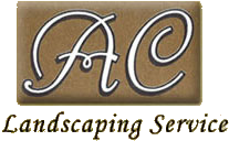AC landscaping service