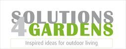 Logo for solutions 4 gardens