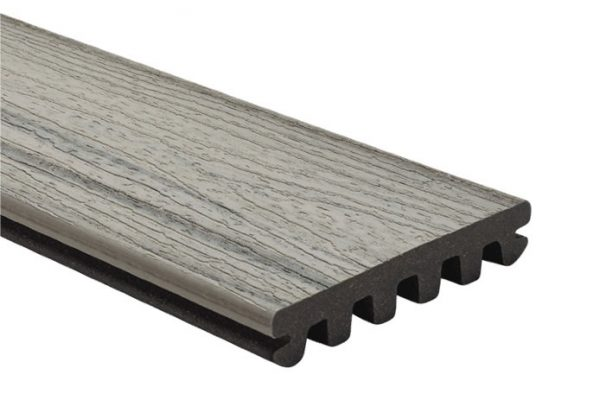 Foggy Wharf Board with Grooved Edges