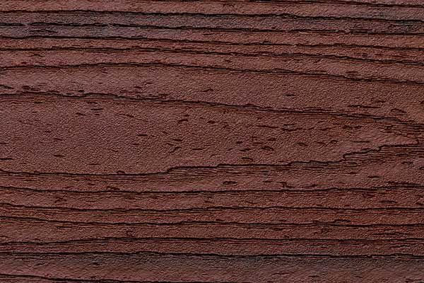 Sample of transcend lava rock coloured wood.