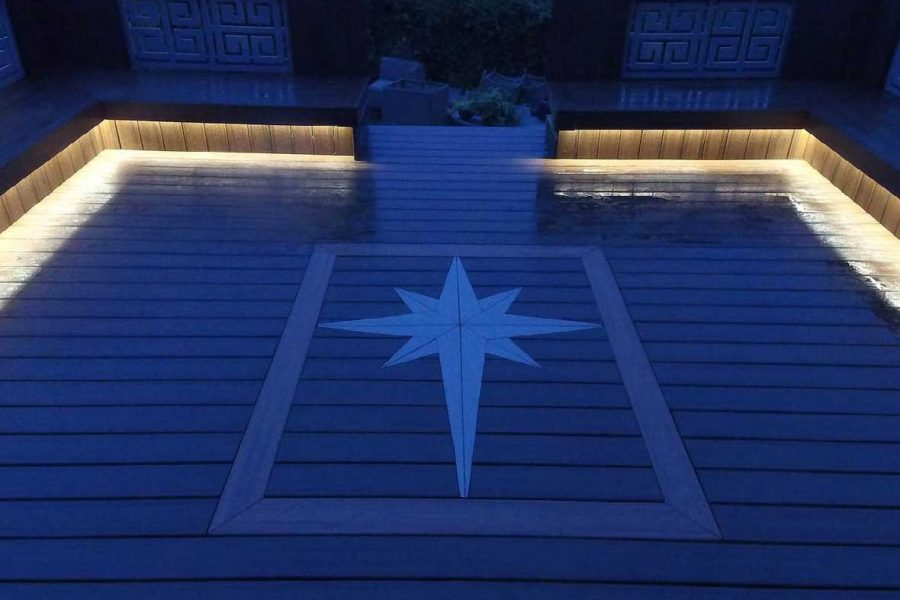 Award winning Trex decking 2019