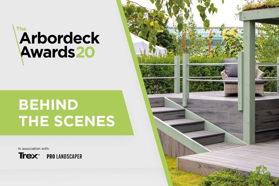 Arbordeck Awards behind the scenes