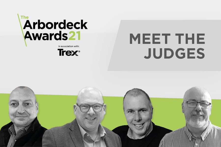 Meet the Judges for the Arbordeck Awards 2021