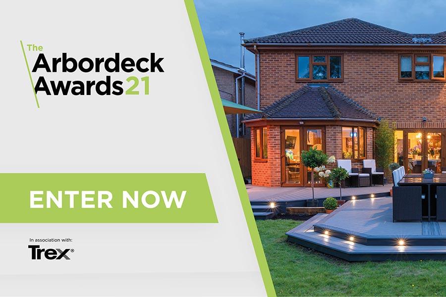 Arbordeck Awards - Enter now